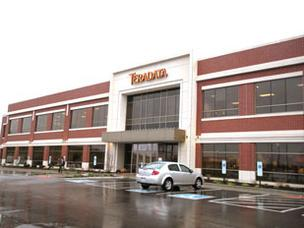 Tech Growth: Teradata is among Dayton's roster of growing tech firms.