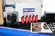 Protection: American Fire and Security handles locks, alarm systems, fire extinguishers and more.