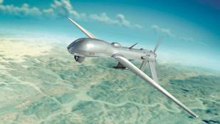 Sinclair is close to scoring permission to fly another model of unmanned aircraft.
