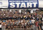 Runners to pour into Dayton for Air Force Marathon