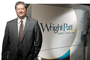 Douglas Fecher is president and CEO of Wright-Patt Credit Union, which has signed a deal to buy a 137,000-square-foot building on Pentagon Boulevard in Beavercreek for its new headquarters.