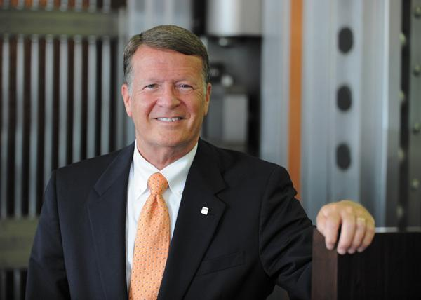 Steve Wilson is the chairman and CEO of LCNB National Bank.