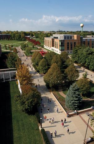 Wright State University gets money to boost green efforts on campus