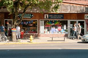 Six retailers have opened in downtown Yellow Springs in the past year.