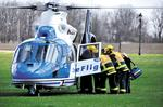 Study: Hospital helicopters provide safety, but carry costs