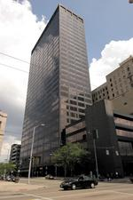 Downtown office building gets new rep