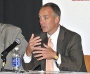 Panelist Jeff Hoagland, president and CEO of the Dayton Development Coalition.