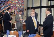 Nearly 200 guests were on hand for the DBJ's 2012 Defense Forum at Sinclair Community College in downtown Dayton on Tuesday morning.