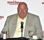 Bob Mills, chairman of Synergy/Mills Development at the DBJ's 2012 Defense Forum on Tuesday morning.