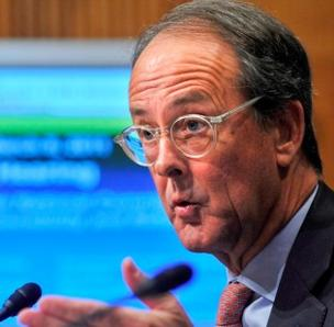 Erskine Bowles will speak at William Peace University.