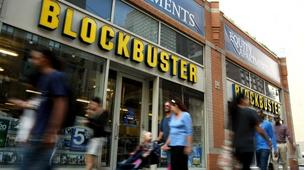 Blockbuster is expected to close 300 locations, resulting in the loss of about 3,000 jobs and leaving the company with about 500 stores in the country.