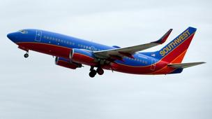 Southwest Airlines is the dominant carrier at BWI.
