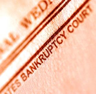 Bankruptcies in the Albany, New York, area dipped in 2011.