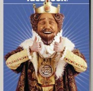Burger King characterBurger King Guy Thumbs Up