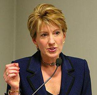 Carly Fiorina to the world: Involve more women - Silicon Valley Business Journal