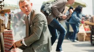 """Skyfall"" has already grossed more than the two previous Bond movies, ""Quantum of Solace"" and ""Casino Royale"" combined."