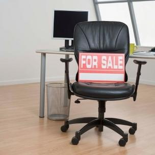 Office chair for sale sign Sacramento businesses sales prices