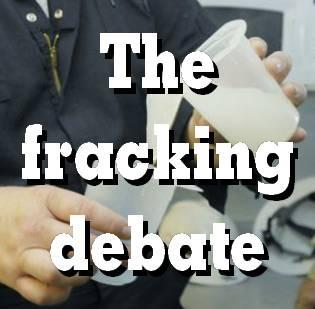 Fracking is controversial and now seems to be a way off.