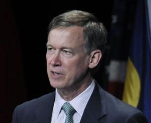 Colorado Gov. John Hickenlooper (DBJ file)