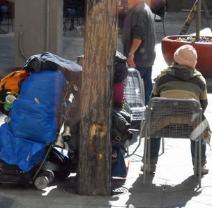 Ohio grew its homeless population to 13,977 in the latest report, up 7.3 percent, from 13,030 in 2011, according to the HUD report.