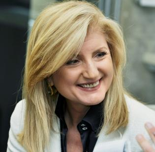 Columnist and author Arianna Huffington is headlining a Women's Democratic Forum luncheon April 16 in St. Louis.
