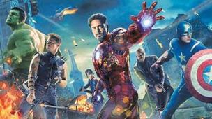 "Several big franchises, such as ""The Avengers,"" and rising ticket prices helped boost the box office 6 percent over last year."