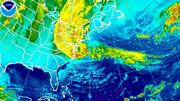 """The massive Hurricane Sandy is bearing down on the East Coast and is expected to become a """"super storm"""" when it meets an oncoming arctic front."""