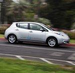 Nissan posts 16% increase in sales, Leaf sales plummet