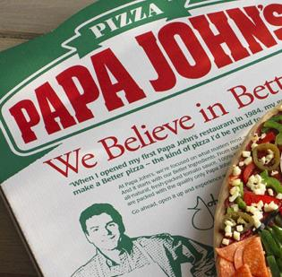 Papa Johns CEO John Schnatter said he would pass on costs associated with the Affordable Care Act to customers.