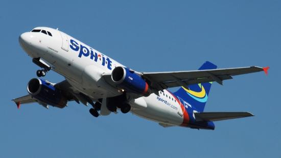 Myrtle Beach officials are cheered by the new Spirit routes from Philadelphia and Baltimore/Washington.