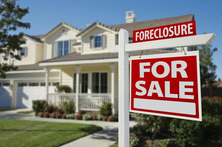 Maryland has seen huge increases in foreclosure activity in 2013.