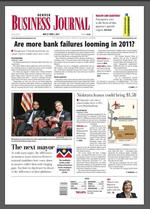 The next mayor's business agenda, troubled banks and more in the new DBJ