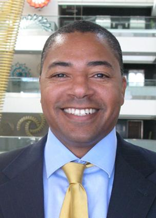 Paul Washington is the executive director of the Denver Office of Economic Development.