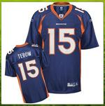 Broncos' Tebow rises in the jersey standings