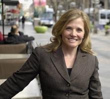 Tamara Door, executive director of Downtown Denver Partnership.