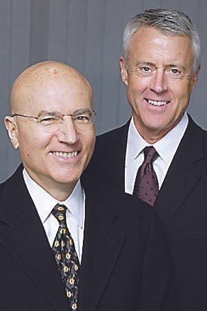 Marv Rockford and Steve Gray