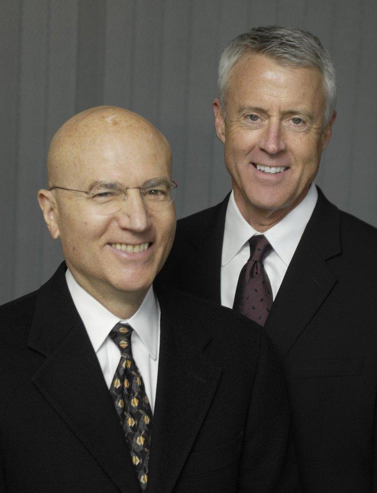 Marv Rockford & Steve Gray