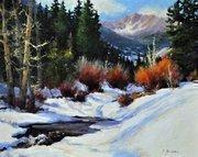 """Awaiting Spring"" by Cheryl St. John."