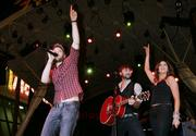 16. Tim McGraw, Lady Antebellum (pictured), and Love and Theft sold out their July 31, 2010, concert at the Comfort Dental Amphitheatre. Gross: $622,034.