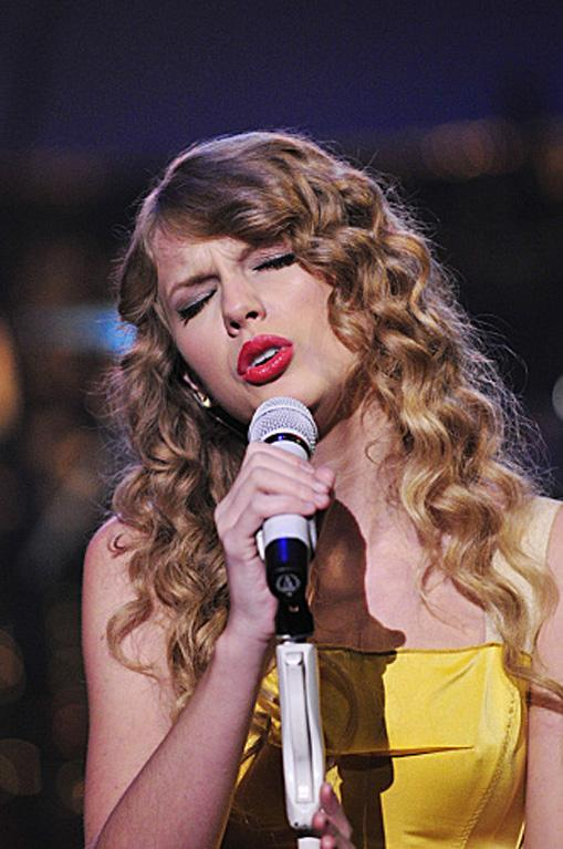 6. Taylor Swift (pictured), Kellie Pickler and Gloriana sold out two shows at the Pepsi Center April 6 and 7, 2010. Gross: $1,497,135.
