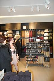 Accessories galore at the new H&M store in the Denver Pavilions