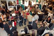 VIPs gathered Nov. 9 for a pre-opening celebration at H&M.