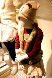H&M offers a variety of fashion styles including children's clothing.