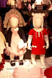 H&M offers a variety of fashion styles including little girls' clothing.
