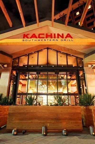 Kachina Southwestern Grill opens Thursday.
