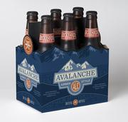 Most recognizable Denver craft beer: Breckenridge Brewery is the largest craft brewer in Denver, and Avalanche Ale is the brewery's largest seller in Colorado. An amber ale developed shortly after the brewery's founding in 1990, Avalanche is now sold in 35 states -- and in nearly every bar with a tap handle in Denver.