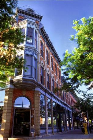 Old Town Fort Collins [Photo: Fort Collins Convention & Visitors Bureau]