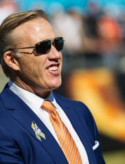 Denver's biggest NFL steal from Baltimore:John Elway was drafted No. 1 in 1983 by the Baltimore Colts but refused to play there, so he was traded to the Broncos, which he led to five Super Bowls, winning two. The Hall of Famer is now executive vice president of football operations for the Broncos.