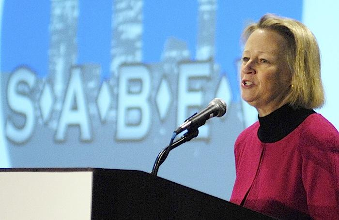 SEC Chairman Mary Schapiro is scheduled to be on Capitol Hill Wednesday to discuss the agency's leasing activities.