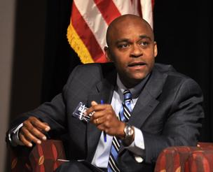 Denver Mayor-elect Michael Hancock (file).